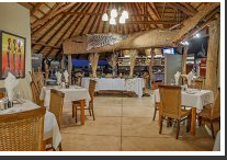 Limpopo Lodges Dining Room